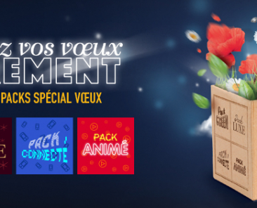 Pack voeux
